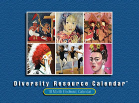 Diversity Awareness Calendar  Equity Inclusion and